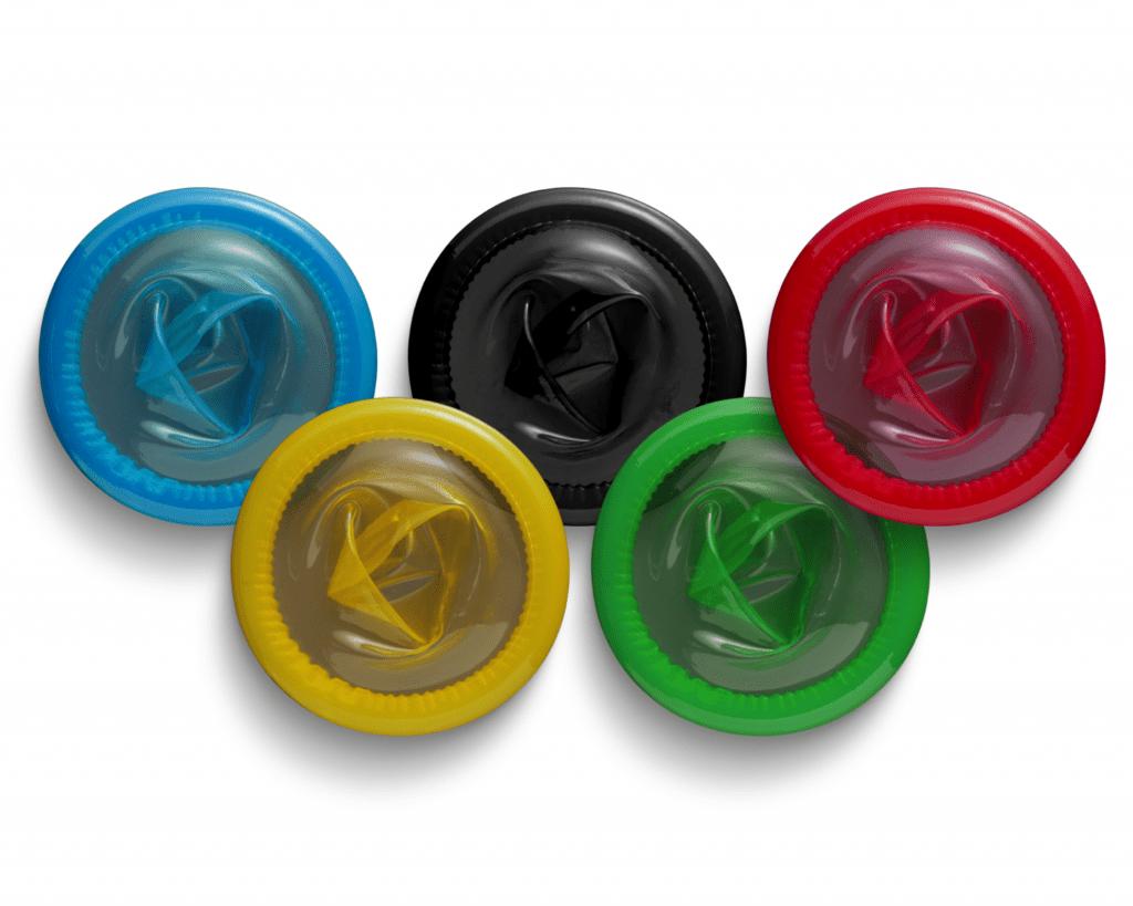 奧運 選手 安全套 性生活